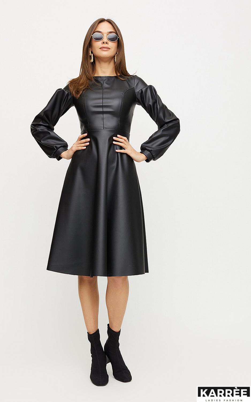 Платье Кори, Черный - фото 5