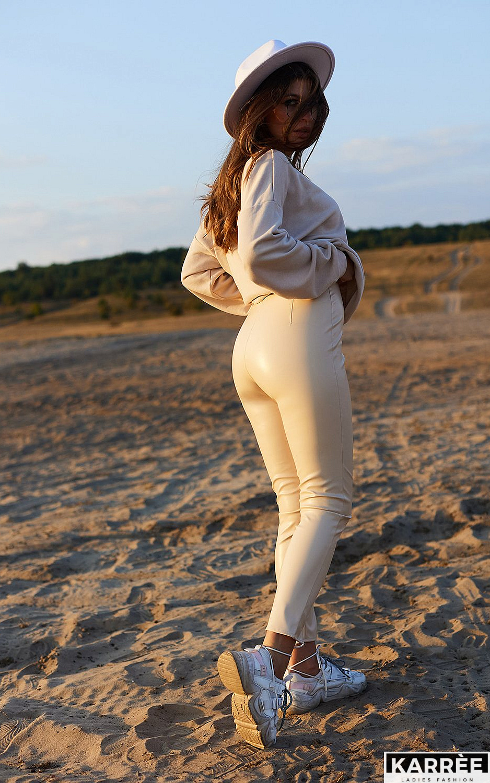 Лосины Дели, Бежевый - фото 3