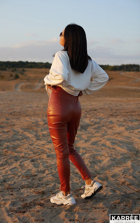 Лосины Дели, Рыжий - фото 3