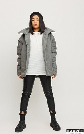 Куртка Адина, Серый - фото 1