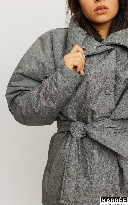 Куртка Адина, Серый - фото 5