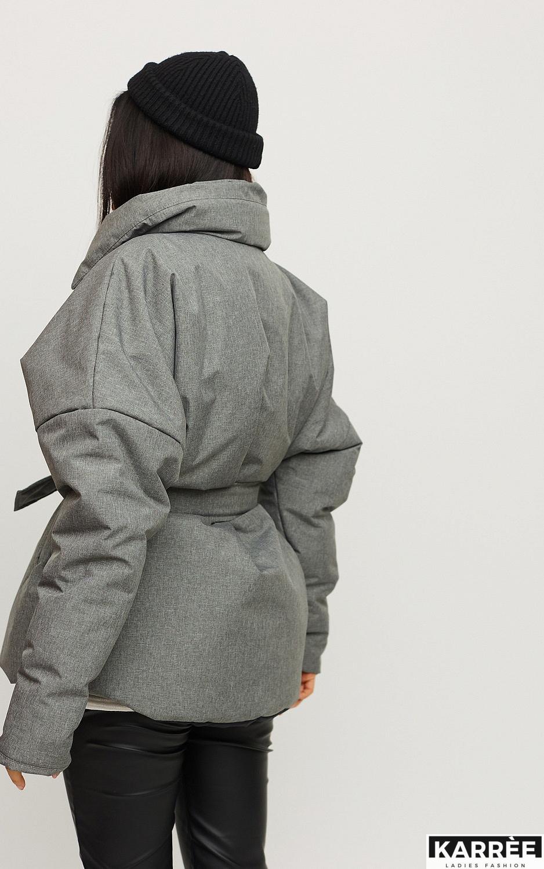 Куртка Адина, Серый - фото 3