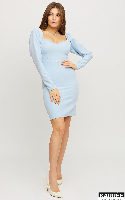 Платье Есмин, Голубой - фото 1
