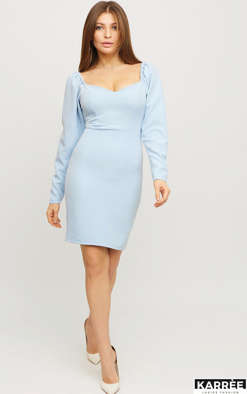 Платье Есмин, Голубой - фото 2