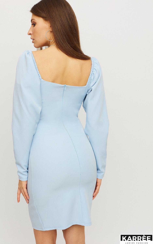 Платье Есмин, Голубой - фото 4