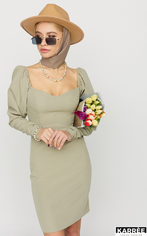 Платье Есмин, Хаки