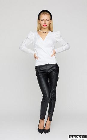Блуза Ирис, Белый - фото 1