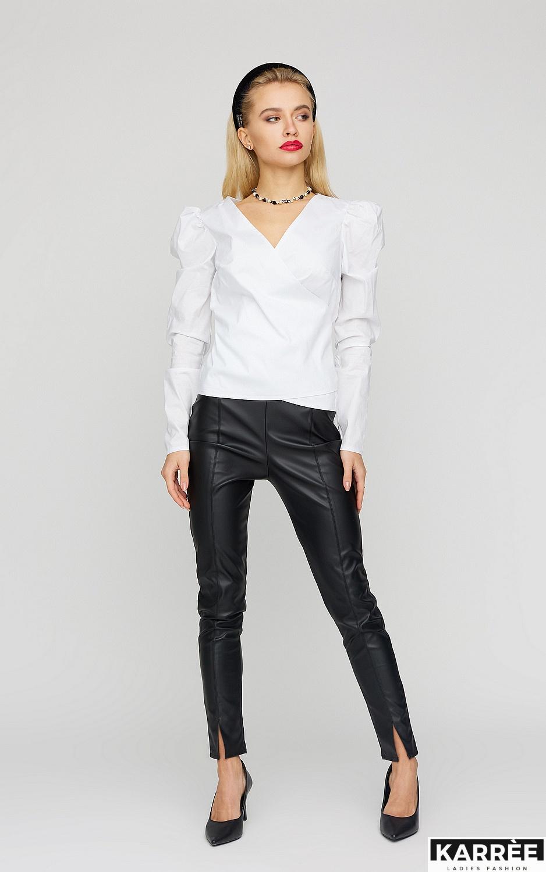 Блуза Ирис, Белый - фото 4