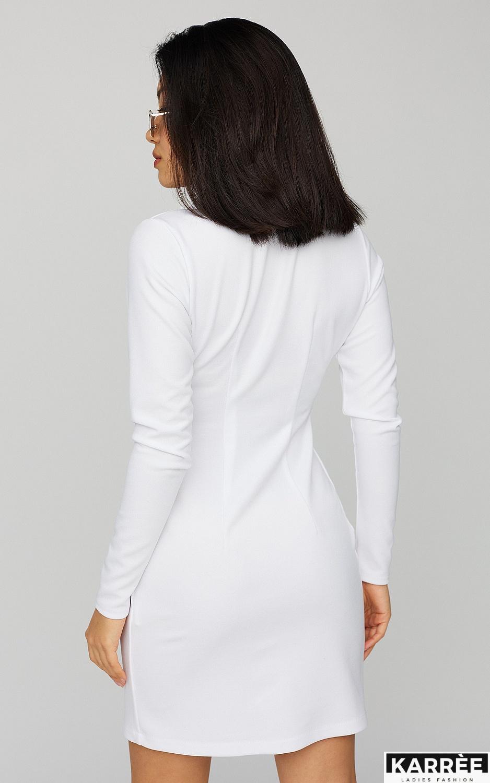 Платье Лиора, Белый - фото 4