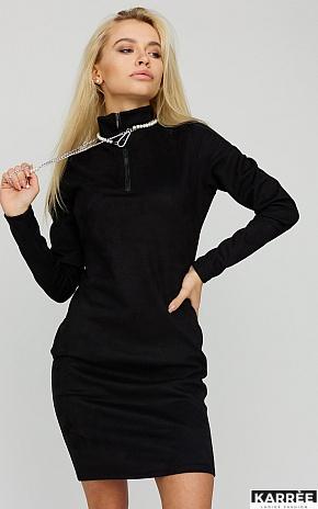 Платье Кендис, Черный - фото 1