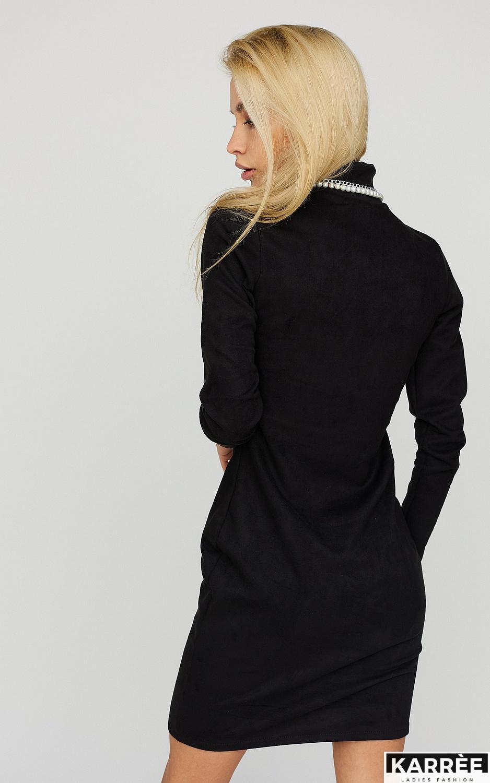 Платье Кендис, Черный - фото 2