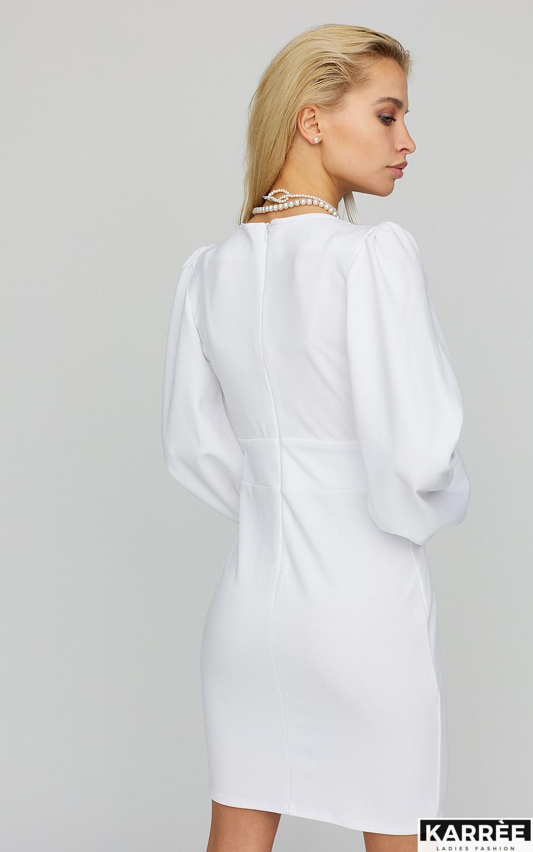 Платье Кармела, Белый - фото 3