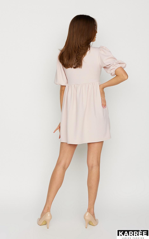 Платье Келли, Пудровый - фото 5
