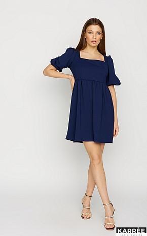 Платье Келли, Темно-синий - фото 1