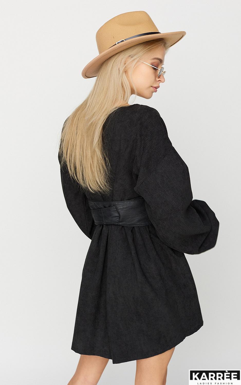 Платье Эмбер , Черный - фото 4