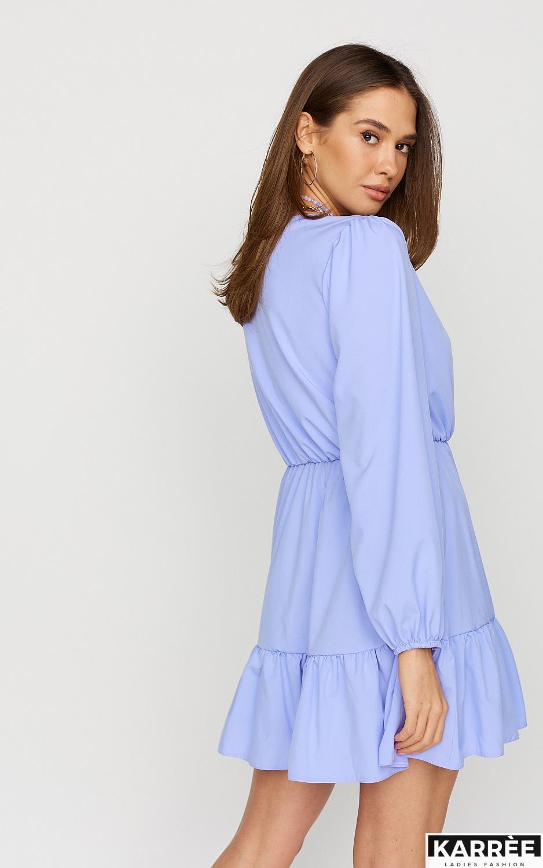 Платье Бет, Лиловый - фото 4