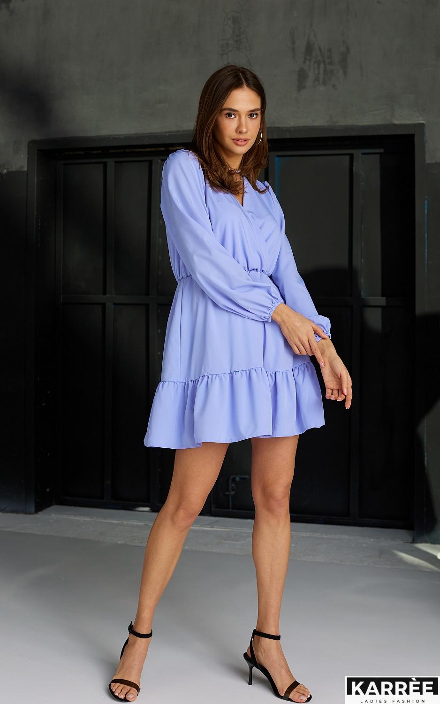 Платье Бет, Лиловый - фото 5