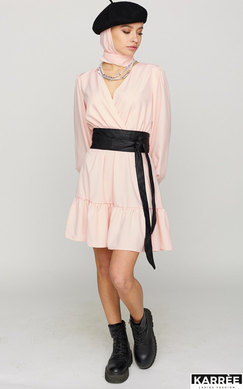 Платье Бет, Персик - фото 2