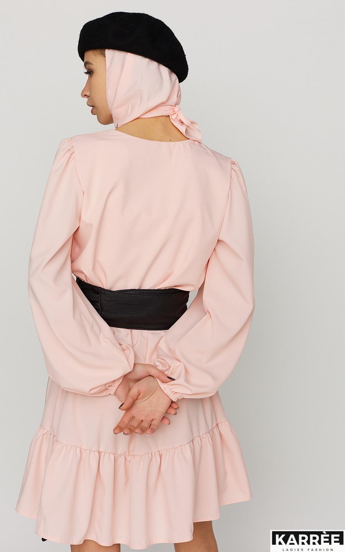 Платье Бет, Персик - фото 4