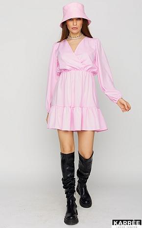 Платье Бет, Розовый - фото 1