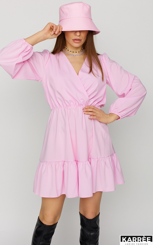 Платье Бет, Розовый - фото 2