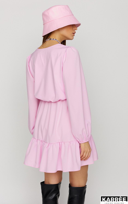 Платье Бет, Розовый - фото 3
