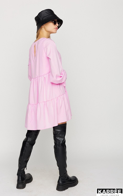 Платье Нэнси, Розовый - фото 3