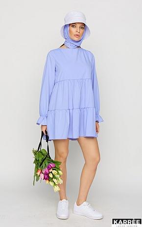 Платье Нэнси, Лиловый - фото 1