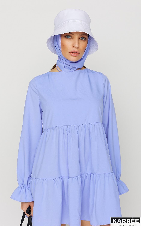 Платье Нэнси, Лиловый - фото 2