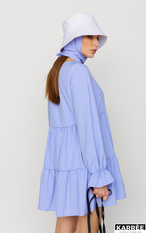 Платье Нэнси, Лиловый - фото 3