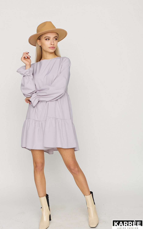 Платье Нэнси, Серый