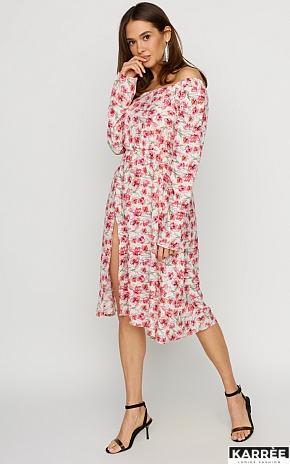 Платье Дорис, Белый - фото 1