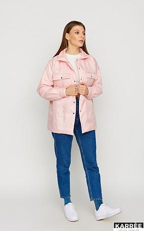 Куртка Дженис, Розовый - фото 1