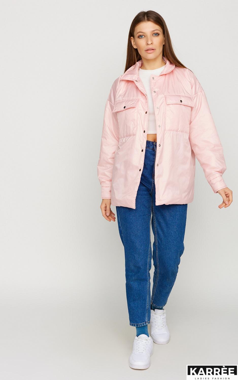 Куртка Дженис, Розовый - фото 2