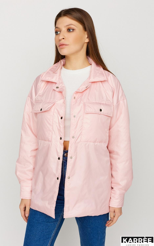 Куртка Дженис, Розовый - фото 3
