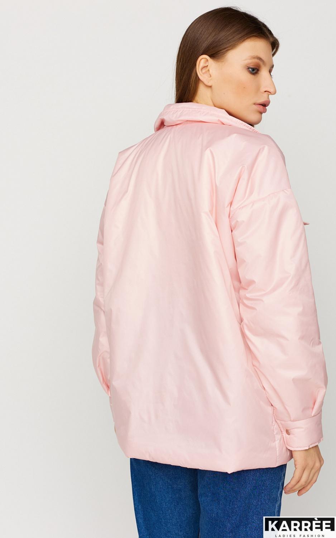 Куртка Дженис, Розовый - фото 4