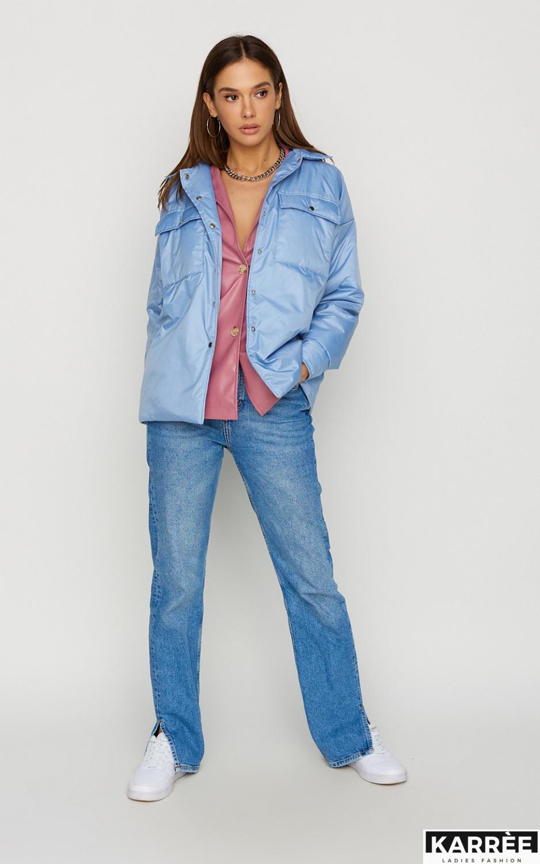 Куртка Дженис, Голубой