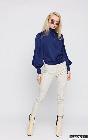 Блуза Ариэль, Синий - фото 1