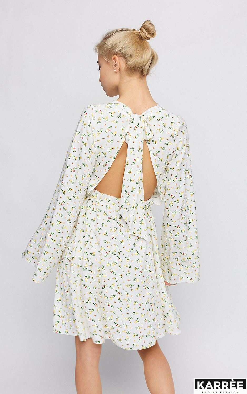 Платье Вивьен, Белый - фото 3