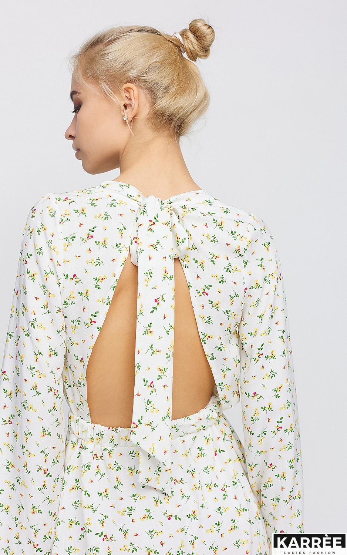 Платье Вивьен, Белый - фото 4