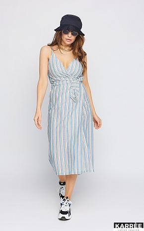 Платье Коди, Голубой - фото 1