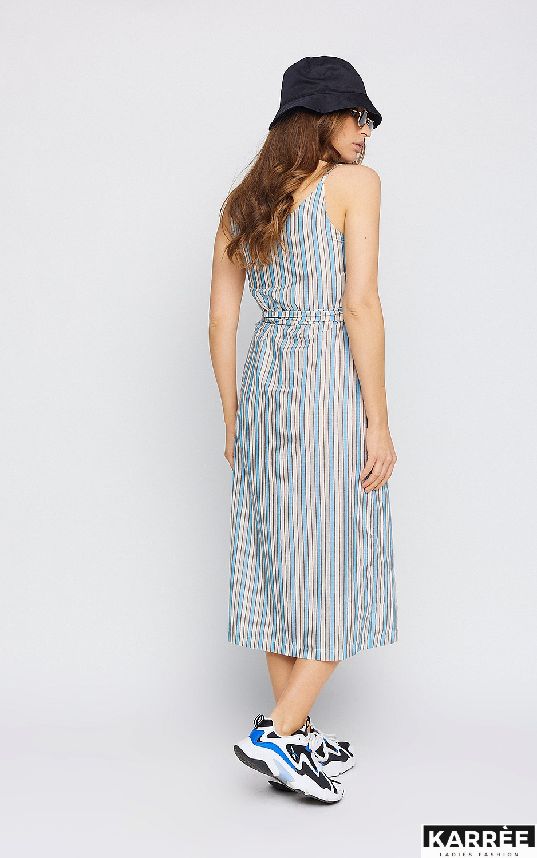 Платье Коди, Голубой - фото 3