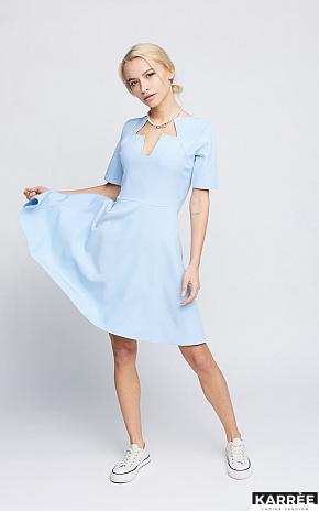 Платье Рэй, Голубой - фото 1