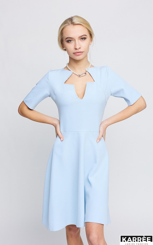 Платье Рэй, Голубой - фото 3