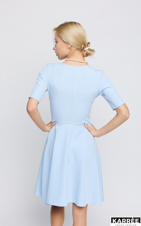Платье Рэй, Голубой - фото 5