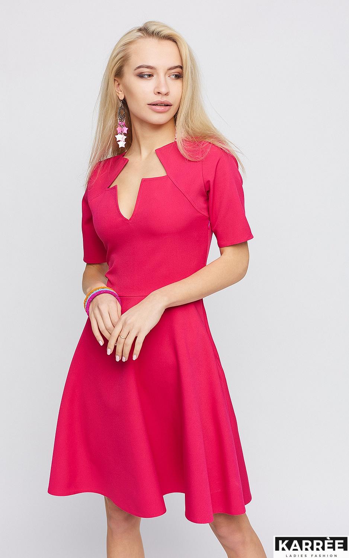 Платье Рэй, Малиновый