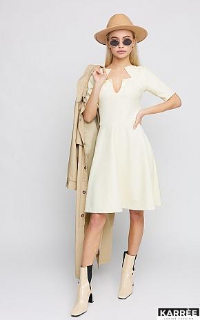 Платье Рэй, Светло-желтый - фото 1