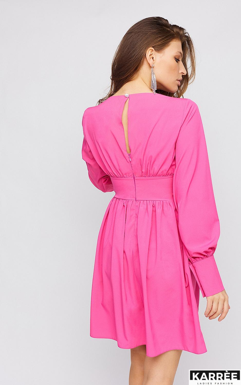 Платье Вэнди, Фуксия - фото 4