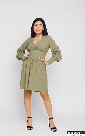 Платье Вэнди, Хаки - фото 1