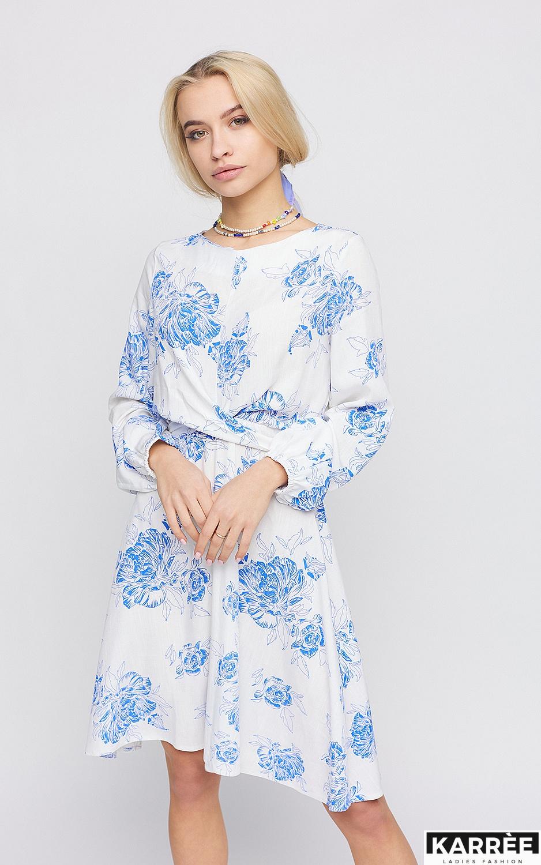 Платье Дебора, Комбинированный